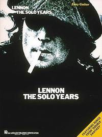 image of Lennon the solo years (easy guitar)