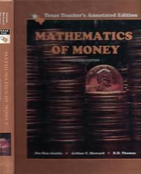 image of Mathematics Of Money Texas Teacher's Annotated Edition