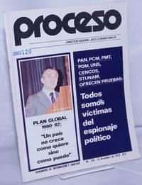 image of Proceso: seminario de informacion y analysis; #154, 15 de octubre de 1979; Todos somos víctimas del espionaje político