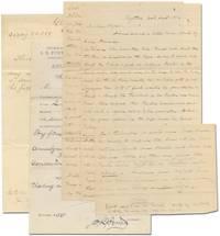 Two Mining Letters from Keystone, South Dakota, plus Two Assaying Certificates from Glendale, South Dakota