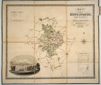 Map of the County of Huntingdonshire from an Actual Survey made in the year 1829