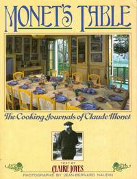 image of Monet's Table: The Cooking Journal's of Claude Monet