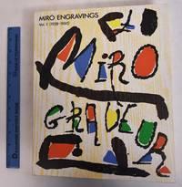 Miro Engraver: Volume I, 1928-1960