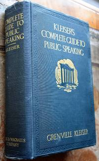 image of Kleiser's Complete Guide To Public Speaking