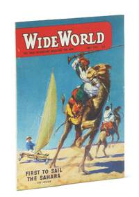 The Wide World - The True Adventure Magazine for Men, May 1957 - Windsailing the Sahara / The Squaw's Curse