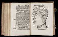 THE FIRST PRINTED ENCYCLOPEDIA  THE OLDEST PRINTED ILLUSTRATION OF THE HUMAN EYE  FINE WORLD MAP WITH TANTALIZING INFORMATION ON NEWLY DISCOVERED LANDS Margarita philosophica. Basel, Michael Furter & Johann Schott, 1508 [colophon].