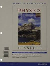 image of Physics: Principles with Applications, Books a la Carte Plus MasteringPhysics with eText -- Access Card Package (7th Edition)