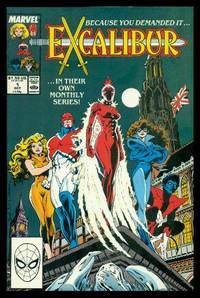 EXCALIBUR - Issue 1 - October 1988