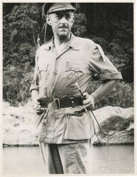 image of The Bridge on the River Kwai (Original photograph of Alec Guinness from the 1957 film)