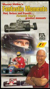image of Murray Walker's Fantastic Moments: Formula One's Greatest Moments