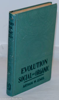 image of Evolution; social and organic
