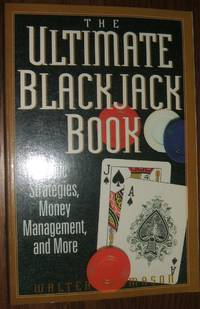 image of The Ultimate Blackjack Book Basic Stratgies, Money Management and More