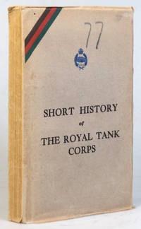 A Short History of the Royal Tank Corps