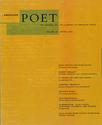 American Poet (Volume 26, Spring 2004)