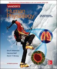 Vander's Human Physiology (15th International Edition)