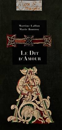 image of Le dit d'amour