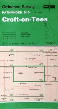 Croft-on-Tees Pathfinder map sheet 610