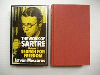 image of The Work of Sartre  -  Volume One  -  Search for Freedom