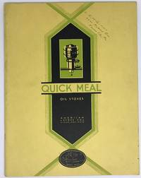 [TRADE CATALOG] [CLEVELAND] Quick Meal Oil Stoves and Oil Ranges