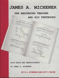 James A. Michener: The Beginning Teacher and His Textbooks