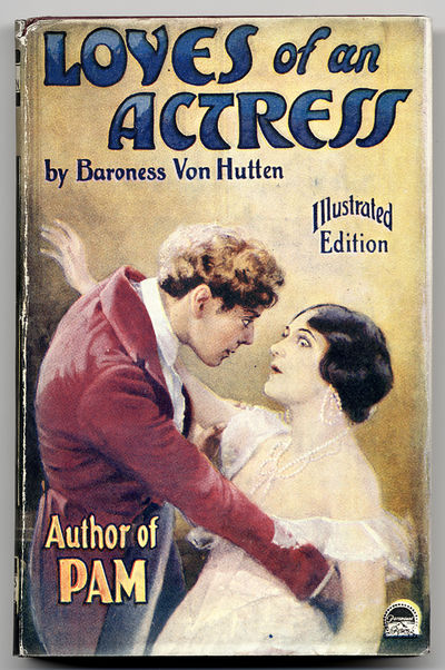 London: Readers Library, 1928. Hardcover. Near Fine/Fine. First English photoplay edition. Small oct...