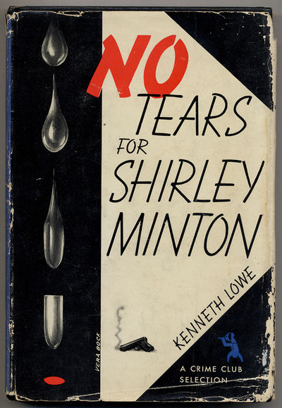 Garden City: Doubleday/Crime Club, 1955. Hardcover. Very Good. First edition. Offsetting to the fron...