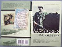 WAR STORIES by  Joe Haldeman - Signed First Edition - 2005 - from CHRIS DRUMM BOOKS and Biblio.co.uk