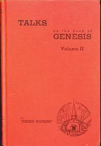 Talks on the Book of Genesis Volume II
