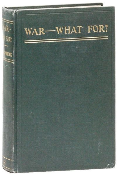 West La Fayette, OH: By the Author, 1911. Fourth Edition. Twentieth Thousand.