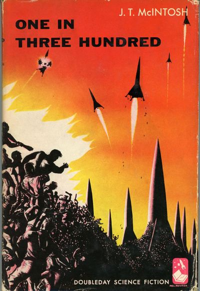 Garden City: Doubleday & Company, 1954. Octavo, boards. First edition. Runner-up for the 1954 Intern...