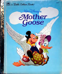 A Little Golden Book  WALT Disney's  Mother Goose