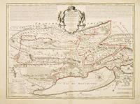 CARTE DE LA SOUVERAINETÉ DE NEUCHATEL ET VALLANGIN by  G DE LISLE - c.1713 - from Peter Harrington (SKU: 55253)