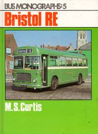 image of Bus Monographs: No.5 Bristol RE