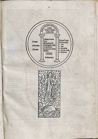Fasciculus temporu[m] omnes antiquo[rum] chronicas strictim complectens felici numine incipit by Werner Rolewinck    1425-1502 - Fourth Ratdolt edition. - 1485 - from James  Gray Bookseller (SKU: 359J)