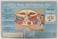 image of The Civil War Centennial Map, Especially Prepared for the Commemoration Years