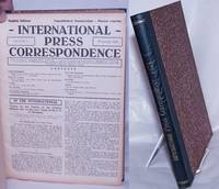 image of International Press Correspondence 1924 [Jan-Jun 1924]