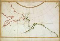 Carte de la Cote N.O. de l'Amerique et de la Cote N.E. de l'Asie, Reconnues en 1778 et 1779. Les parties de la Cote d'Asie qui ne sont pas ombrees sont tirees d'une Carte Manuscrite que nous donnerent les Russea