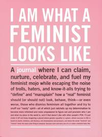 Knock Knock I Am What A Feminist Looks Like Inner-Truth Journal (Notebook / blank book)