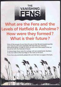 image of The Vanishing Fens: What are the Fens and the Levels of Hatfield & Axholme? How were they formed? What is their Future?