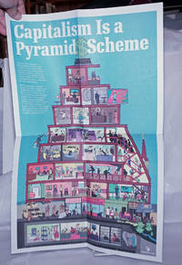 image of Capitalism Is a Pyramid Scheme [poster]