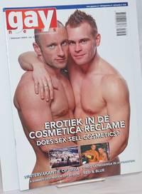 Gay News: #138, Februari 2003: Does Sex Sell Cosmetics