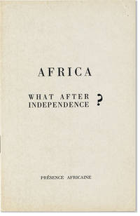 Africa: What After Independence