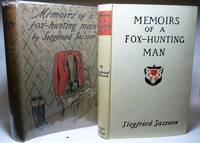 MEMOIRS OF A FOX-HUNTING MAN. With Illustrations by William Nicholson