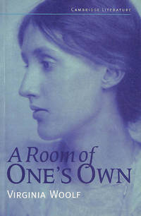 A Room Of One'S Own (Cambridge Literature)