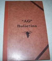 Collection of 10 AG Bulletins dealing with Cattle Farming (University of Missouri College of Agriculture, Agricultural Extension Service Circulars)
