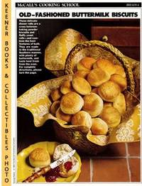 image of McCall's Cooking School Recipe Card: Breads 4 - Southern Raised Biscuits :  Replacement McCall's Recipage or Recipe Card For 3-Ring Binders : McCall's  Cooking School Cookbook Series