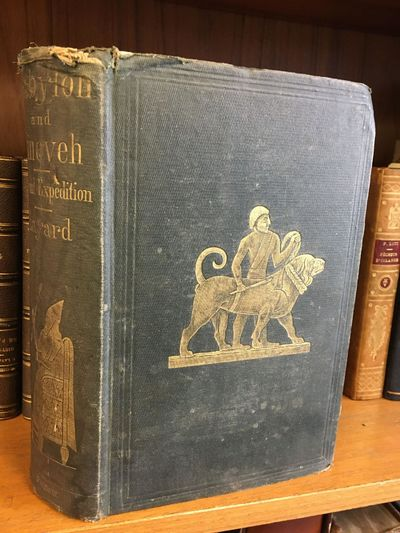 New York: G. P. Putnam's Sons, 1853. First American Edition. Hardcover. Octavo, xxii, , 686, pages; ...