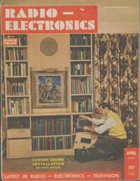 RADIO - ELECTRONICS April 1950 Volume XXI, No. 7