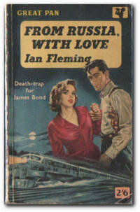 From Russia, With Love by  Ian Fleming - Paperback - Reprint - 1959 - from Books in Bulgaria and Biblio.com