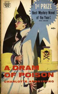 image of A Dram of Poison (Crest Books #191) [Hardcover] [Jan 01, 1958] Armstrong, Cha..
